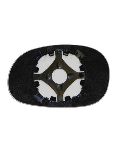 Элемент зеркала RENAULT Laguna I 1993-н вр правый асферический без обогрева 76259305