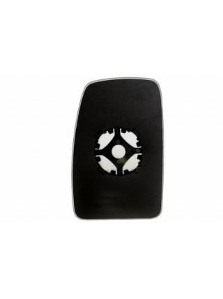 Элемент зеркала RENAULT Master III 2011-н вр правый сферический без обогрева 76391104