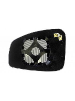 Элемент зеркала RENAULT Megane Grandtour III 2009-н вр правый асферический с обогревом 76400900
