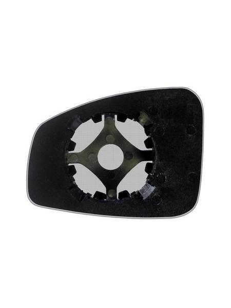 Элемент зеркала RENAULT Megane Grandtour III 2009-н вр правый асферический без обогрева 76400905