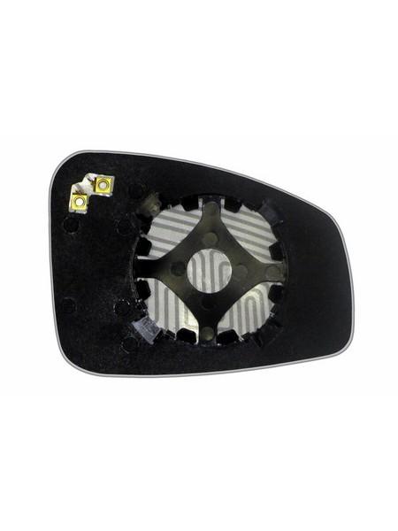 Элемент зеркала RENAULT Megane Grandtour III 2009-н вр левый сферический с обогревом 76400908