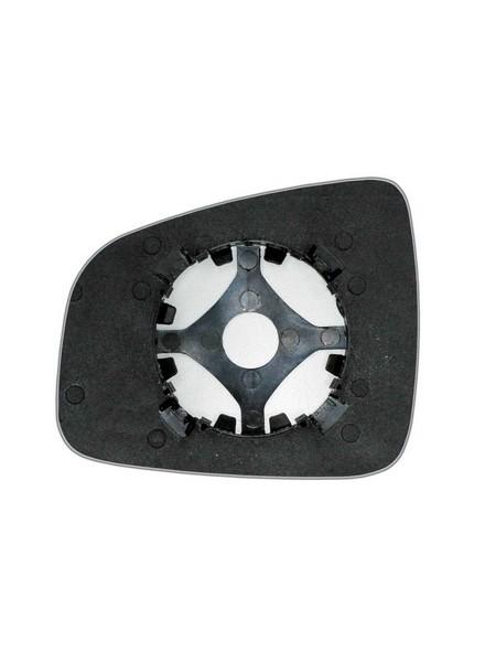 Элемент зеркала RENAULT Sandero 2008-н вр правый асферический без обогрева 76750805