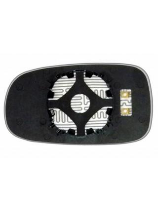 Элемент зеркала SAAB Sport Sedan 2003-н вр правый сферический с обогревом 79950309