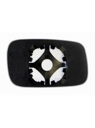 Элемент зеркала SEAT Inca 1995-н вр левый асферический без обогрева 83309501
