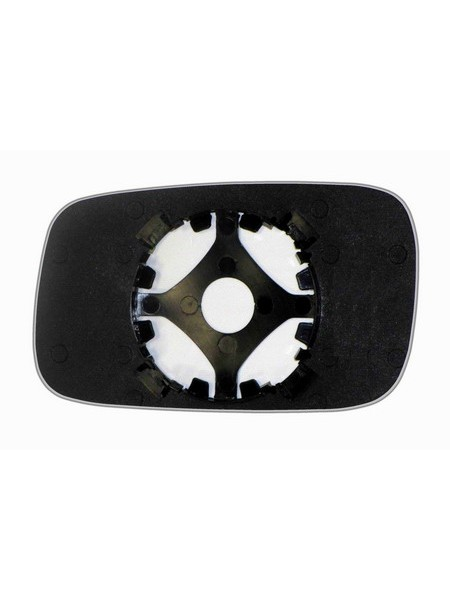 Элемент зеркала SEAT Inca 1995-н вр правый асферический без обогрева 83309505