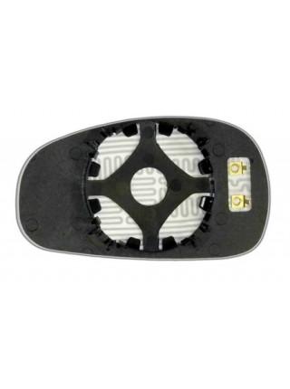 Элемент зеркала SEAT Leon II 2005-н вр правый асферический с обогревом 83330600