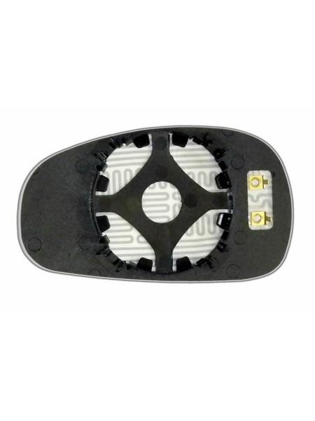 Элемент зеркала SEAT Leon II 2005-н вр правый сферический с обогревом 83330609