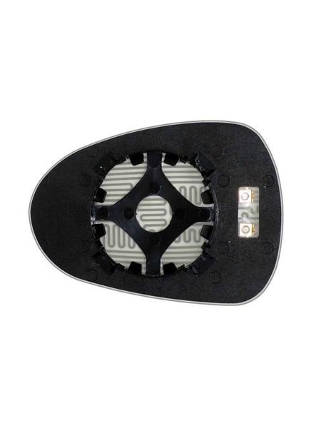 Элемент зеркала SEAT Leon III 2009-н вр правый асферический с обогревом 83330900