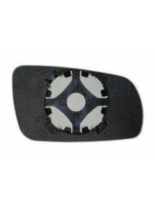 Элемент зеркала SEAT Toledo II 1999-н вр левый сферический без обогрева 83359803