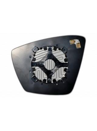 Элемент зеркала SKODA Kodiaq 2016-н вр правый асферический с обогревом 84101600