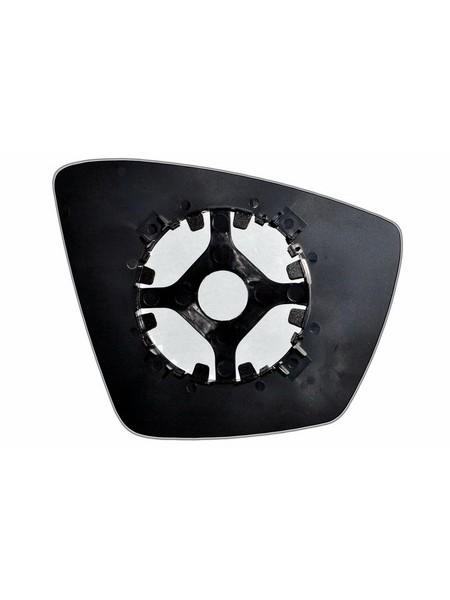 Элемент зеркала SKODA Kodiaq 2016-н вр левый сферический без обогрева 84101603