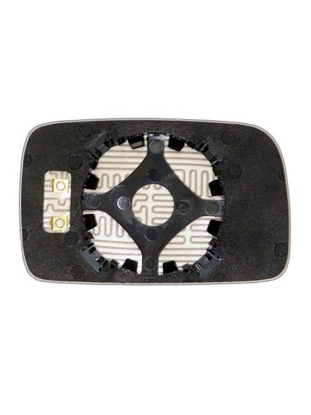 Элемент зеркала SKODA Felicia I 1994-н вр левый асферический с обогревом 84309406