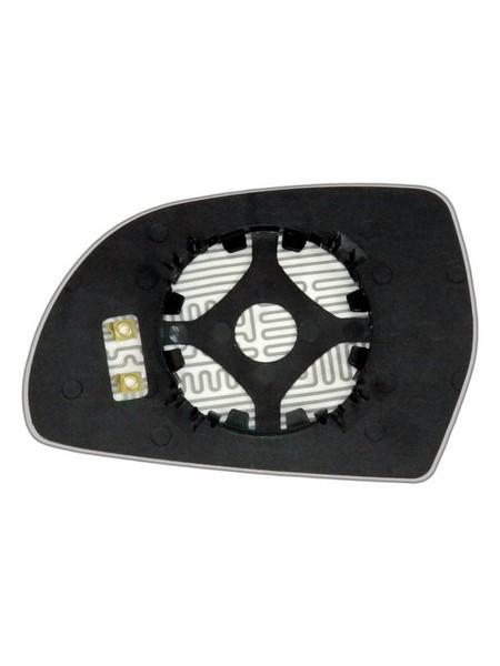 Элемент зеркала SKODA Octavia II 2009-н вр правый асферический с обогревом 84400900