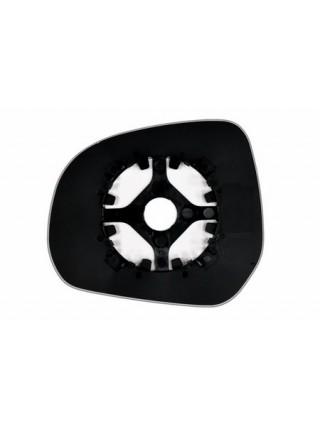 Элемент зеркала SUZUKI Splash 2008-н вр правый асферический без обогрева 89530805