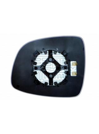 Элемент зеркала SUZUKI SX4 I 2006-н вр правый асферический с обогревом 89540600