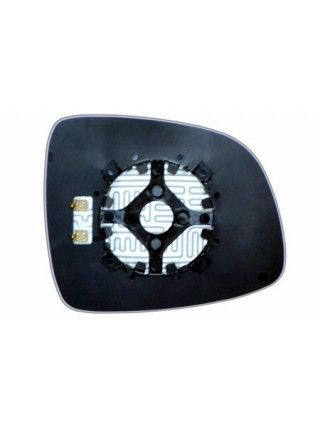 Элемент зеркала SUZUKI SX4 I 2006-н вр левый асферический с обогревом 89540606