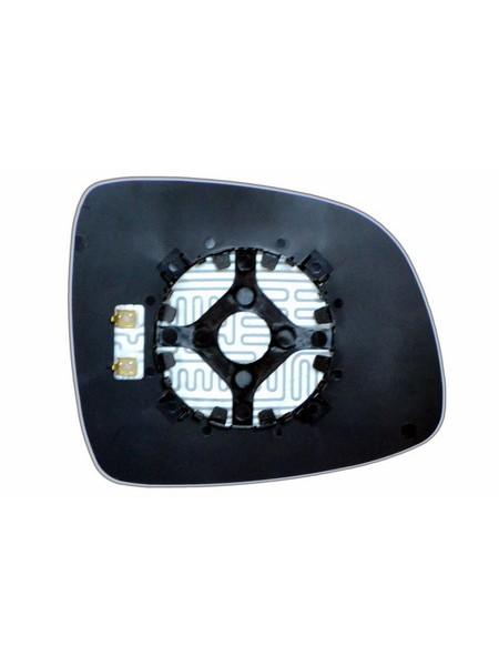 Элемент зеркала SUZUKI SX4 I 2006-н вр левый сферический с обогревом 89540608