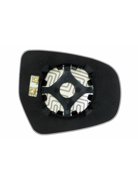 Элемент зеркала SUZUKI Vitara 2014-н вр левый асферический с обогревом 89601406