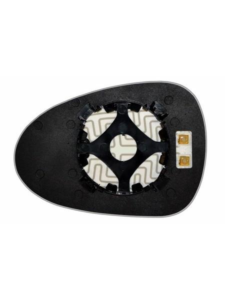 Элемент зеркала TAGAZ C10 2011-н вр правый асферический с обогревом 90101100