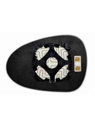 Элемент зеркала TAGAZ C10 2011-н вр правый сферический с обогревом 90101109