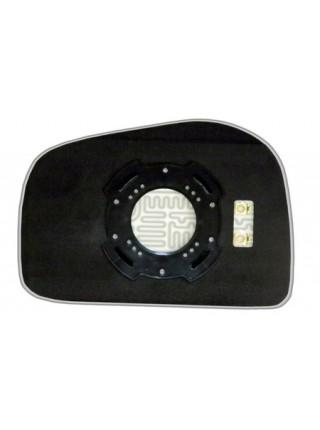 Элемент зеркала TAGAZ Road Partner 2008-н вр правый сферический с обогревом 90400809