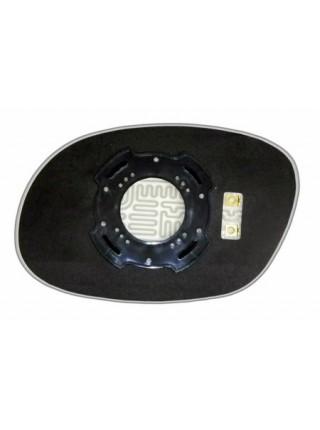 Элемент зеркала TAGAZ Tager 2008-н вр правый сферический с обогревом 90500809