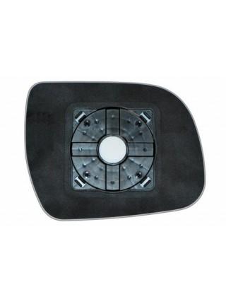 Элемент зеркала TOYOTA Highlander II 2007-н вр левый сферический без обогрева 92500703
