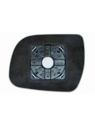 Элемент зеркала TOYOTA Highlander II 2007-н вр правый сферический без обогрева 92500704