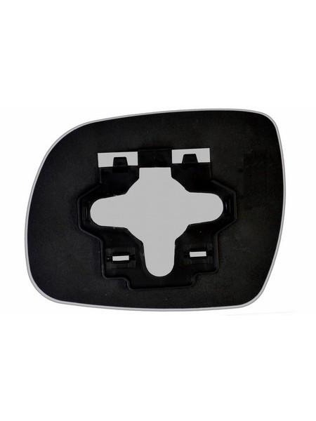 Элемент зеркала TOYOTA Highlander II 2011-н вр правый асферический без обогрева 92501105