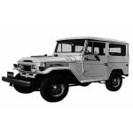 TOYOTA Land Cruiser Hardtop (90-96)