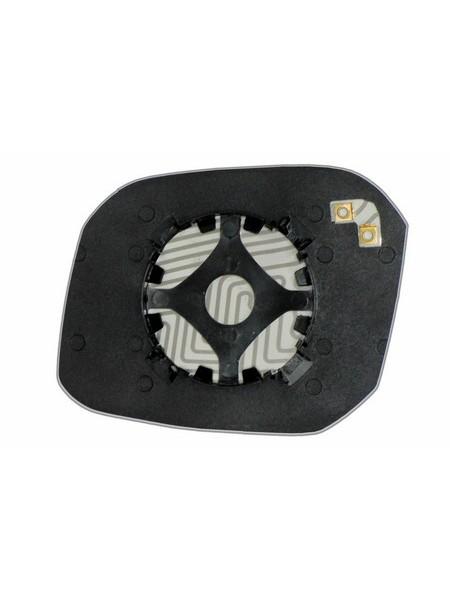 Элемент зеркала VOLKSWAGEN Caddy IV 2015-н вр правый асферический с обогревом 93101500