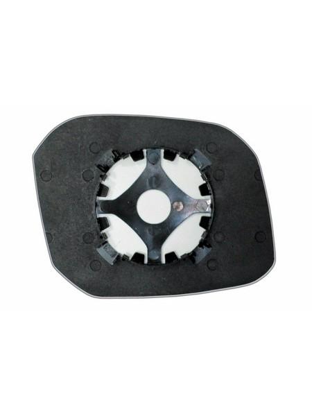 Элемент зеркала VOLKSWAGEN Caddy IV 2015-н вр левый асферический без обогрева 93101501