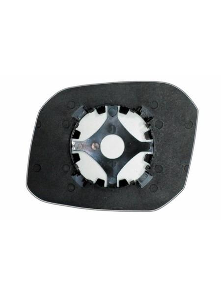 Элемент зеркала VOLKSWAGEN Caddy IV 2015-н вр правый сферический без обогрева 93101504