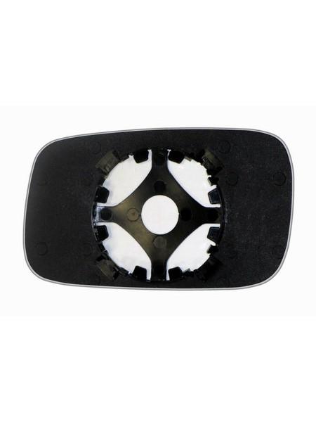 Элемент зеркала VOLKSWAGEN Caddy II 1995-н вр правый асферический без обогрева 93109605