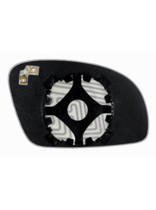 Элемент зеркала VOLKSWAGEN Beetle Convertible 2000-н вр левый асферический с обогревом 93500006