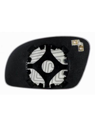 Элемент зеркала VOLKSWAGEN Beetle Convertible 2000-н вр правый сферический с обогревом 93500009
