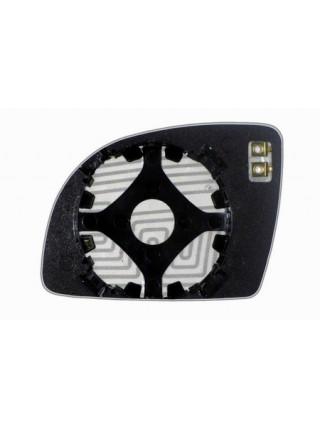 Элемент зеркала VOLKSWAGEN Beetle 1998-н вр правый асферический с обогревом 93509800