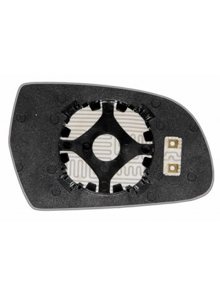 Элемент зеркала AUDI A5 2011-н вр левый асферический с обогревом 94151106