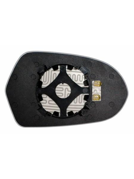Элемент зеркала AUDI A6 2011-н вр левый асферический с обогревом 94161106