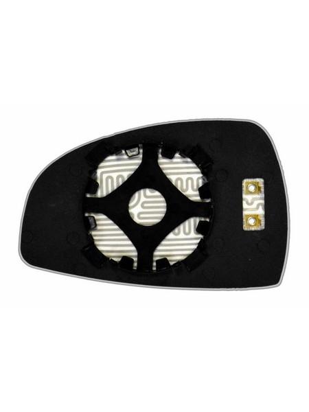 Элемент зеркала AUDI TT 2007-н вр правый асферический с обогревом 94330700