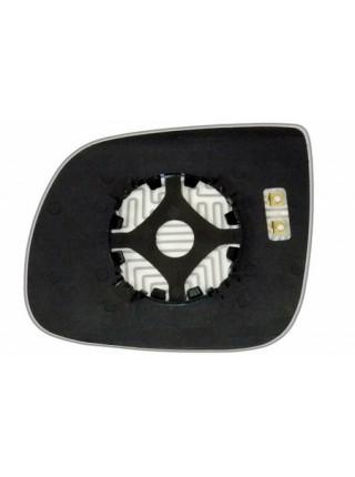 Элемент зеркала AUDI Q5 2008-н вр правый асферический с обогревом 94550800