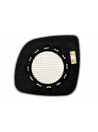 Элемент зеркала AUDI Q7 2007-н вр правый асферический с обогревом 94570700