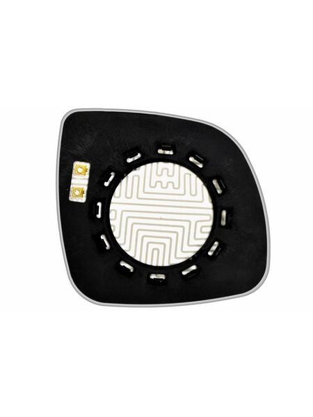 Элемент зеркала AUDI Q7 2007-н вр левый сферический с обогревом 94570708