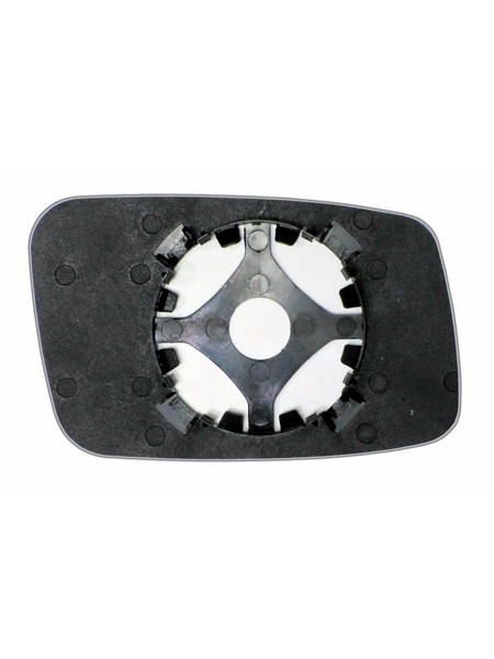 Элемент зеркала VOLVO V-40 1995-н вр левый сферический без обогрева 95419503
