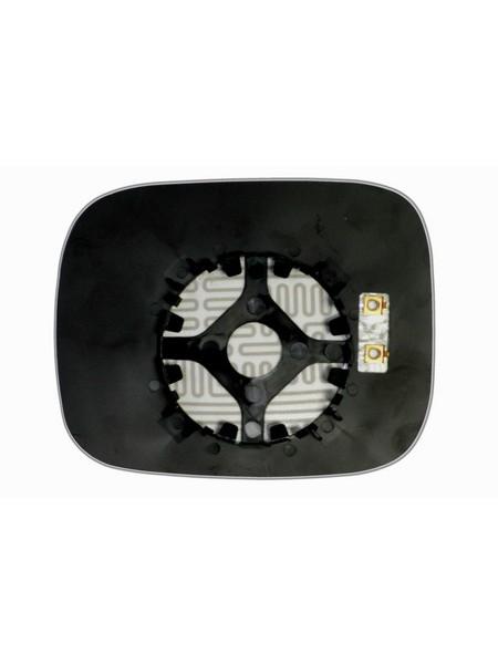 Элемент зеркала VOLVO XC-70 2008-н вр правый асферический с обогревом 95600800