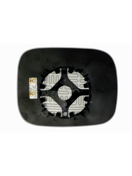 Элемент зеркала VOLVO XC-70 2008-н вр левый сферический с обогревом 95600808