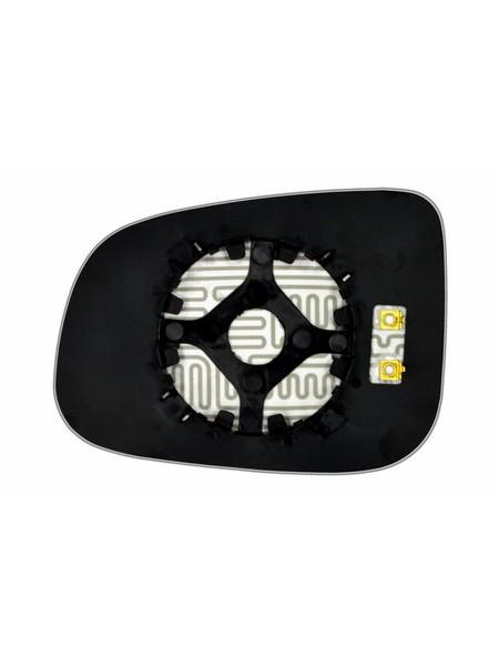 Элемент зеркала VOLVO V-70 2011-н вр правый асферический с обогревом 95691100