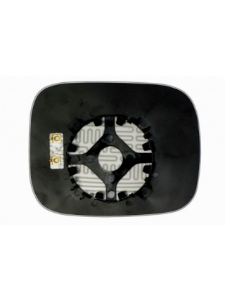 Элемент зеркала VOLVO XC-90 2007-н вр левый сферический с обогревом 95700708