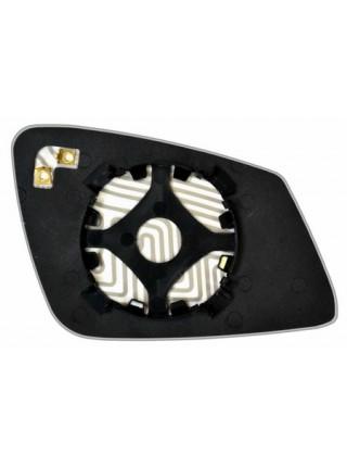 Элемент зеркала BMW X-1 E84 2012-н вр левый сферический с обогревом 99011208