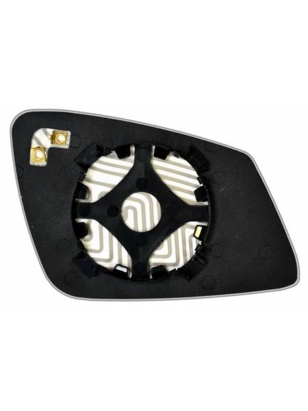 Элемент зеркала BMW 7 F01 F02 2008-н вр левый сферический с обогревом 99120708